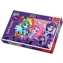 Po lekcjach My Little Pony Puzzle 100
