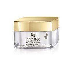 AA Prestige Golden Age, ultra regenerujący krem na noc, 60+, 50 ml