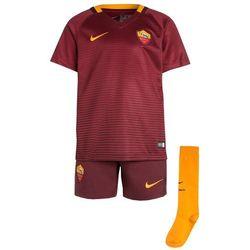 Nike Performance SET Krótkie spodenki sportowe team red/night maroon/kumquat