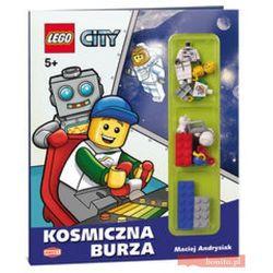 LEGO City Kosmiczna burza (opr. twarda)