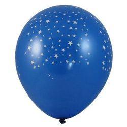 Balon z gwiazdeczkami 10 sztuk