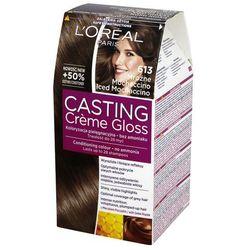 Loreal Paris Casting Creme Gloss Farba do włosów bez amoniaku Mroźne Mochaccino nr 613