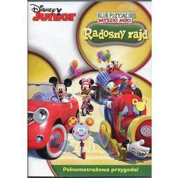Klub Przyjaciół Myszki Miki. Radosny rajd (DVD)