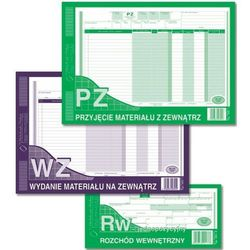 Faktura VAT netto pełna Michalczyk & Prokop 100-3, format A5, wielokopia - zamówienia, porady i rabaty (34)366-72-72 sklep@solokolos.pl