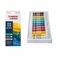 FARBY AKRYLOWE HAPPY COLOR STAEDTLER FIMO 12x12ml