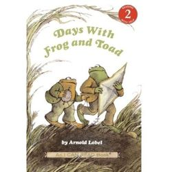 Days with Frog and Toad Lobel, Arnold