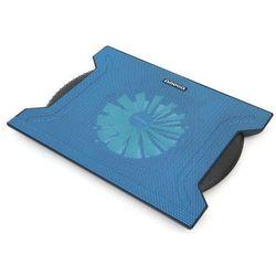 Podstawka chłodząca OMEGA do laptopa 15.6 cali Chilly (42189) Niebieski