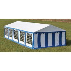 vidaXL Pawilon ogrodowy 10x5m, niebieski Darmowa wysyłka i zwroty