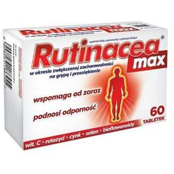 RUTINACEA 60 tabletek Max
