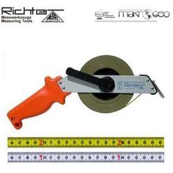 Taśma ruletka Richter stalowa lakierowana 414 WSR/50m