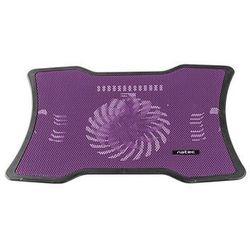 Podstawka chlodząca pod notebook MACAW purple