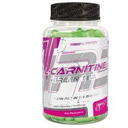 Trec - L-Carnitine + Green Tea 180kap