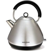 Morphy richards czajnik new accents srebny