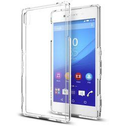 Obudowa Spigen Ultra Hybrid Crystal Clear Sony Xperia Z3+ / Sony Xperia Z4 - Crystal Clear
