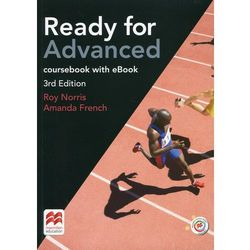Ready for Advanced Coursebook with eBook - Norris Roy, French Amanda