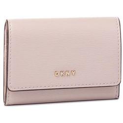 e7688d7eed2ac Mały Portfel Męski DKNY - Bryant Card Case Id R82Z3503 Iconic Blush 3IB