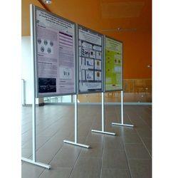 Ścianka ekspozycyjna ELLA 3 x A0 - jednostronna