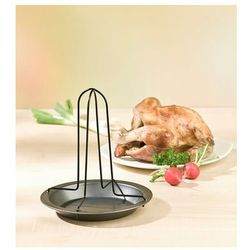 Stojak ruszt do pieczenia kurczaka bonprix antracytowy