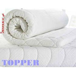 Materac nawierzchniowy Hevea Topper Lateks 160x200