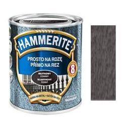 Farba Prosto Na Rdzę - Efekt Młotkowy Szary 0,25L Hammerite