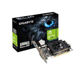 Gigabyte GeForce CUDA GT710 1GB DDR3 64BIT DVI/HDMI/DSUB BOX