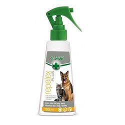 DERMAPHARM Dr Seidel Repelex PLUS odstraszacz wewnętrzny dla psów i kotów