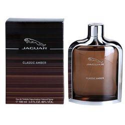 Jaguar Classic Amber woda toaletowa dla mężczyzn 100 ml + do każdego zamówienia upominek.