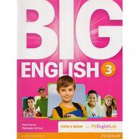 Big English 3. Podręcznik + MyEnglishLab (opr. miękka)