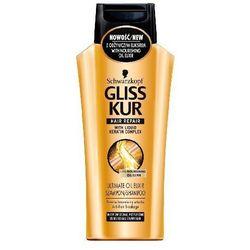 Schwarzkopf Gliss Kur Ultimate Oil Elixir Szampon regenerujšcy 250ml