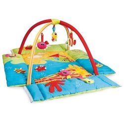 Mata edukacyjna CANPOL BABIES 3 w 1 Kolorowy Ocean 68/030 + DARMOWY TRANSPORT! + Zamów z DOSTAWĄ JUTRO!