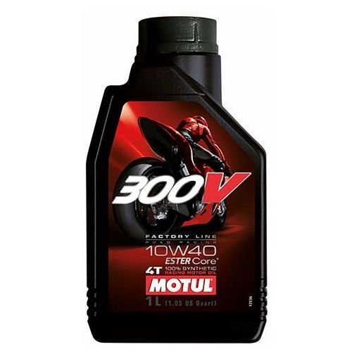Motul Olej 300V 4T Fl Road Racing 10W40 1L