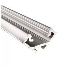 Profil aluminiowy NAR 2.0m srebrny anod