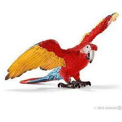 Schleich, figurka Papuga Ara