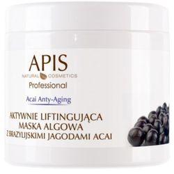 Apis ACAI ANTY-AGING Aktywnie liftingująca maska algowa z brazylijskimi jagodami acai (51665)