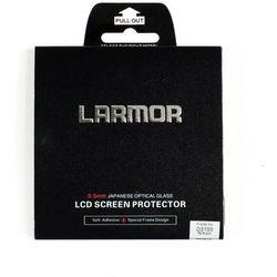 Samoprzyczepna osłona na wyświetlacz LCD Nikon D3100