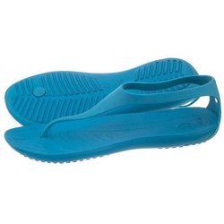 Sandały Crocs Sexi Flip Women Ultramarine 11354-4GL (CR25-i)