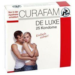 Curafam de Luxe Kondome 25 szt.