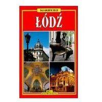 Łódź. Das goldene Buch - wersja niemiecka + zakładka do książki GRATIS (opr. broszurowa)