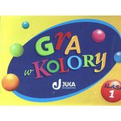 Gra w kolory 1. Klasa 1. Szkoła podstawowa. KOMPLET (bez Multibooka)