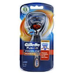Gillette Fusion Proglide Flexball maszynka do golenia + do każdego zamówienia upominek.