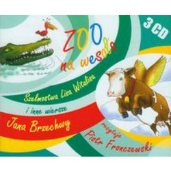 Zoo Na Wesoło Szelmostwa Lisa Witalisa I Inne Wiersze Książka Audio 3cd Jan Brzechwa