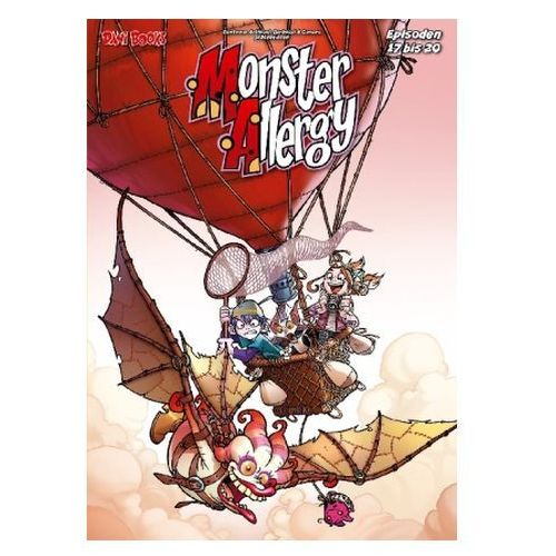 Monster Allergy - Episode 17 bis 20