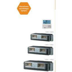 Klimatyzator kanałowy wysokiego sprężu LG UM42