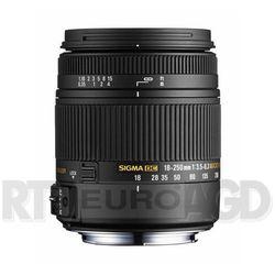 Sigma 18-250 mm f/3,5-6,3 DC MACRO OS HSM Nikon Darmowy transport od 99 zł   Ponad 200 sklepów stacjonarnych   Okazje dnia!