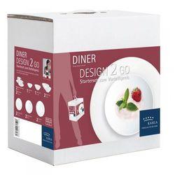 Kahla DINER Zestaw Obiadowy dla 2 Osób