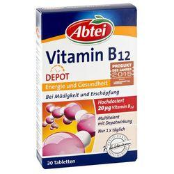 Abtei witamina B12 tabletki 30 szt.