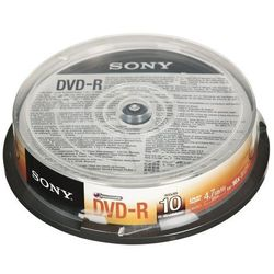 Płyty Sony DVD+R Sony 4,7GB 16x - Cake - 50szt