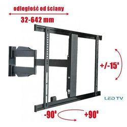 UCHWYT ART AR-63 PRO do TV LED 32-55 CALI REG Pion/POZIOM