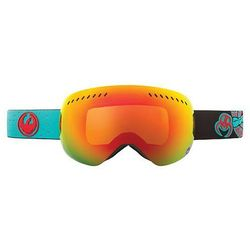 okulary Dragon APX Small - Pirates Collab/Red Ionized/Yellow Blue Ionized