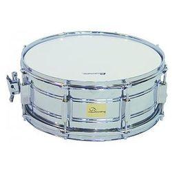 Dimavery SD-355 Snare Drum, chrom, werbel